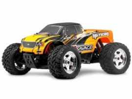 RTR E-Savage with GT Truck bodyshell