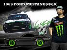 RTR SPRINT 2 WITH 1969 MUSTANG RTR-X BODY
