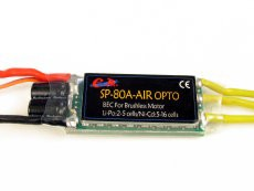 E-PRO SP80A-BEC-AIR BRUSHLESS S/CONTROLLER