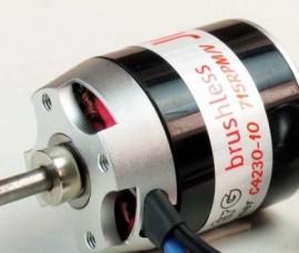 C42-30 715 RPM/V O/RUNNER ENERG B/LESS MOTOR