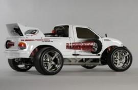 Street Truck RTR (White) w/26cc
