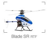 E-flite Blade SR