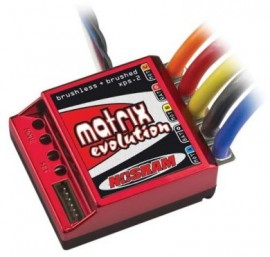 Matrix Evolution Brushless Race Speedo