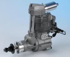 SC120FS AERO RC RINGED ENGINE (MKII)