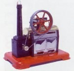 Steam Power Engine SP2