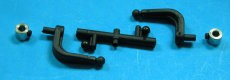 TWISTER 3D FLYBAR SEESAW/CONTROL ARM SET