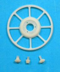 TWISTER 3D MAIN GEAR AND PINION GEAR SET