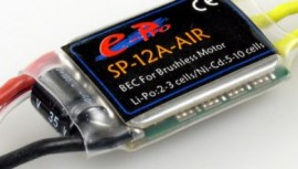 JPENERGPRO 12A-BEC-AIR BRUSHLESS S/CONTROLLER