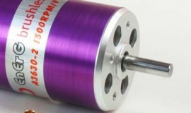 A36-30 1500 RPM/V ENERG BRUSHLESS MOTOR