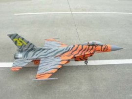 Orange Tiger Meet color F16