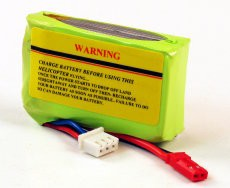 TWISTER BELL 47 LI-POLY 7.4V 800mah PACK