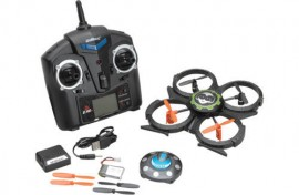 Udi RC UFO Quadcopter RTR
