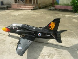 BAe hawk 1:5 1/2 scale