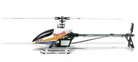 T-REX 600 Nitro Kit (G-10,Belt,Plastic Canopy)