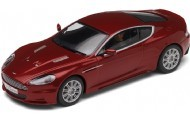 Aston Martin DBS Red