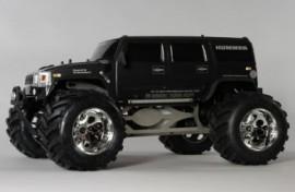 Street Hummer RTR (Black) w/26cc