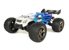 FOUR TR BRUSHLESS TRUCK 4WD
