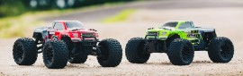 1/10 Granite Mega 4x4 Brushed 4WD MT Green/BlackC-ARA102714IT1