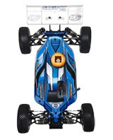 Losi's 1/8-scale 8IGHT 2.0 Ready-to-Run Nitro Buggy