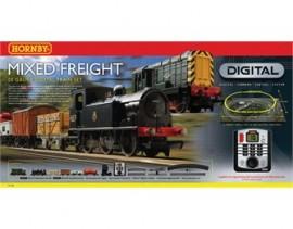Mixed Freight DCC Set