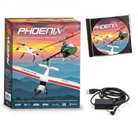 NEW Phoenix RC Flight Pro Simulator V5.5