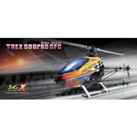 TREX 500E PRO DFC SUPER COMBO