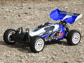 Maverick Strada XB Evo 1/10 RTR Electric Buggy