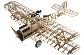 Super Flying Model SE5A IC/EP Kit
