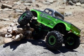 Axial Scorpion 1/10th Scale Electric Rock Crawler