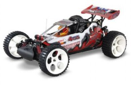 Baja Buggy 4WD RTR(Red/White)w/26cc