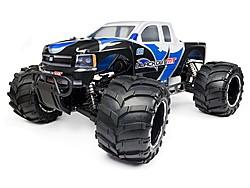 MAVERICK BLACKOUT MT 1/5 SCALE 4WD PETROL MONSTER TRUCK RTR