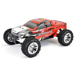 CARNAGE 2.0 1/10 BRUSHED TRUCK 4WD RTR