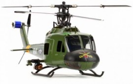 SR UH-1 Huey Gunship