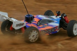 Hyper 7.5 1/8th Scale 4WD RTR Nitro Racing Buggy