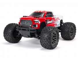Granite 4X4 3S BLX Firma SLT3 Monster Truck RTR Red