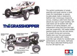 THE GRASSHOPPER 2005