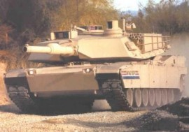 M1 Abrams Battle Tanks