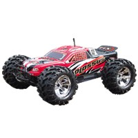 FTX Colossus 1/8th Brushless LiPo Powered Truck - Red