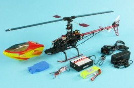 TWISTER 3D STORM 440 BRUSHLESS (UK)