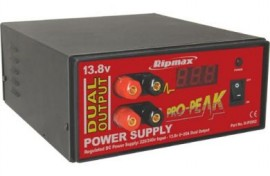 Power Supply 20A-13.8V Twin Output
