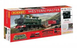 Western Master Digital Train Set with eLink