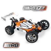 RB ONE 1/8th RTR Pull Start Buggy