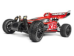 STRADA RED XB Brushless 4wd Buggy