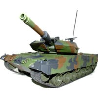 Hobby Engine Leopard A25 Battle Tank