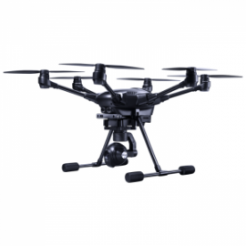Typhoon H RS ST16, CGO3+, Batt x2, RealSense, Optical Flow and Backpack